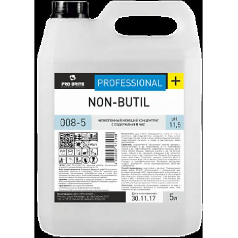 Низкопенный моющий концентрат для поверхностей из цветных металлов (в т.ч. для чистки эскалаторов) - Pro-Brite Non-butil 5л