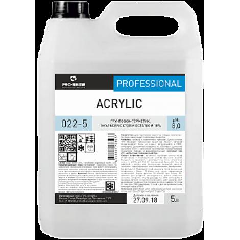 Полимерная грунтовка-герметик - Pro-Brite Acrylic 5л