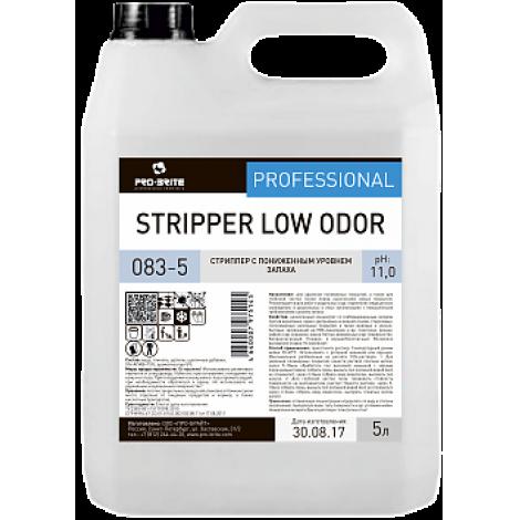 Стриппер для удаления полимерных покрытий. Стандарт с пониженным уровнем запаха - Pro-Brite Stripper Low Odor 5л