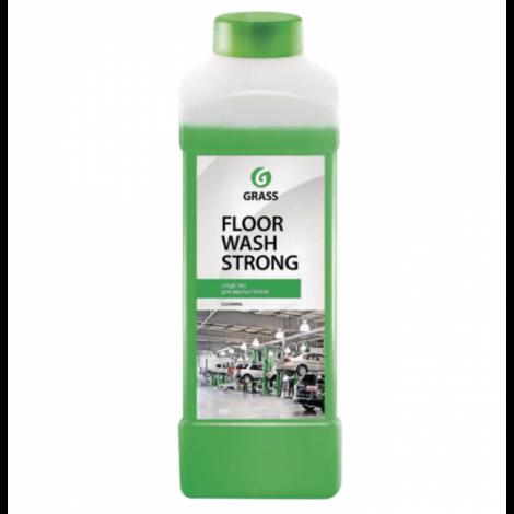 Щелочное Средство для мытья пола - GRASS Floor Wash Strong 1л