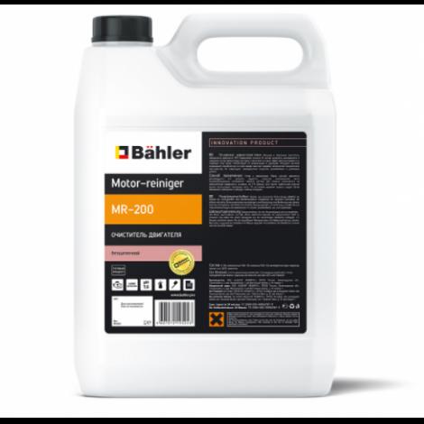 Готовое к применению безщелочное средство для очистки двигателя - BAHLER Motor-reiniger MR-200 3л