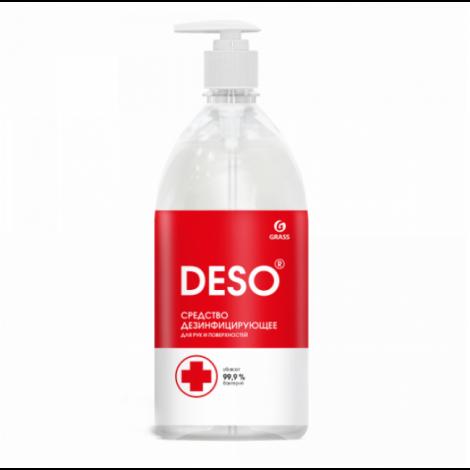 Антисептик для рук на основе ЧАС - GRASS DESO  1000мл