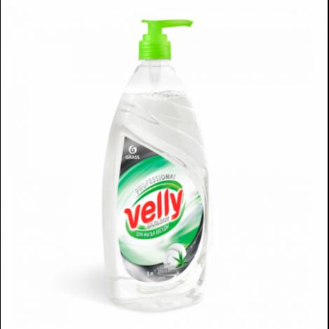 Средство для мытья посуды - GRASS Velly бальзам 1л