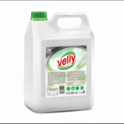 Средство для мытья посуды - GRASS Velly бальзам 5л