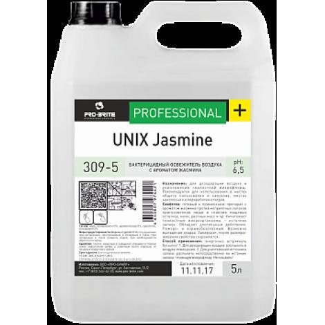 Бактерицидный освежитель воздуха с ароматом жасмина - Pro-Brite Unix Jasmine 5л