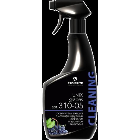Бактерицидный освежитель воздуха с ароматом винограда - Pro-Brite Unix Grapes 500мл