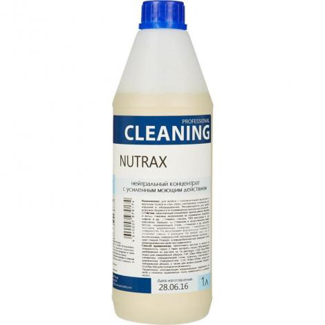 Низкопенный моющий концентрат для уборки твёрдых поверхностей - Pro-Brite Nutrax 1л