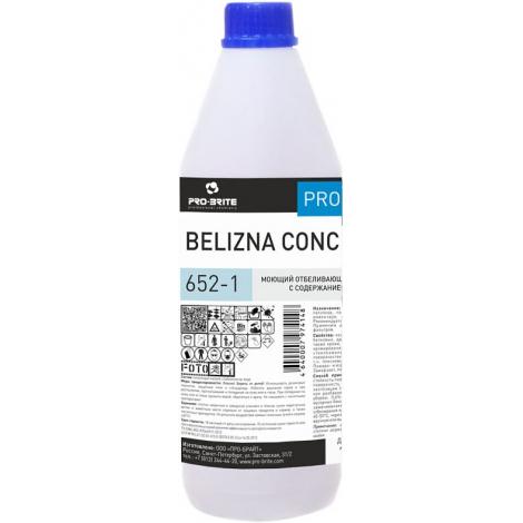 Моющий отбеливающий концентрат с содержанием хлора - Pro-Brite Belizna Concentrate 1л