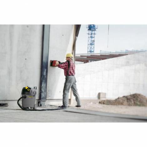 Профессиональный пылесос влажной и сухой уборки - Karcher NT 45/1 Tact Te Ec