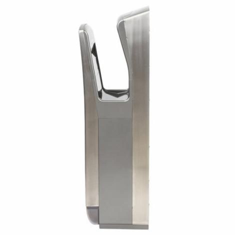 Сушилка для рук SONNEN K7, 1650 Вт, погружного типа, время сушки 10 секунд, нержавеющая сталь, антивандальная