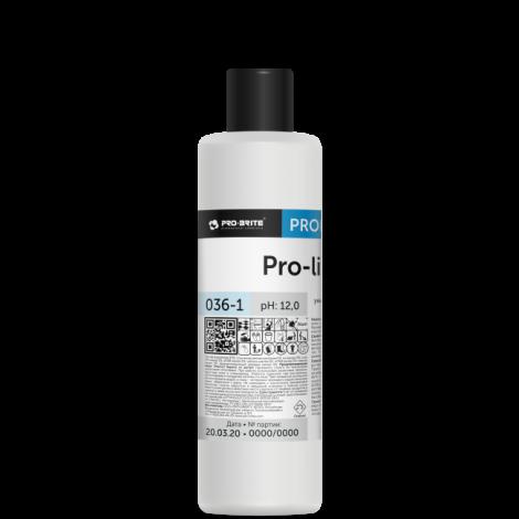 Низкопенный обезжиривающий концентрат - Pro-Brite Pro-Line 1л