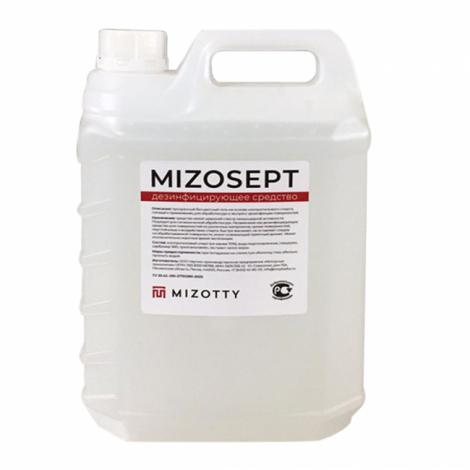 Антисептик для дезинфекции - MIZOTTY MIZOSEPT 5л