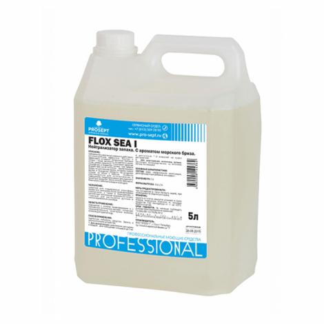 Нейтрализатор запаха с ароматом морского бриза - Prosept Flox Sea I 5л