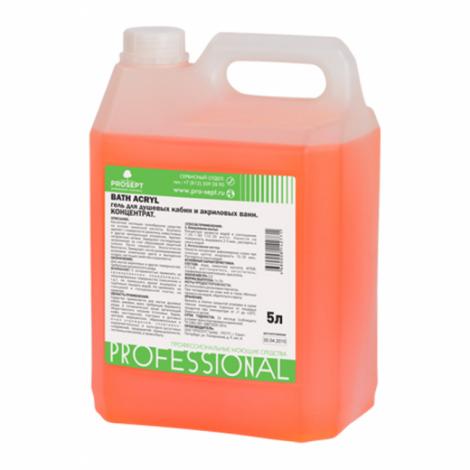 средство для чистки акриловых поверхностей - Prosept Bath Acryl 5л
