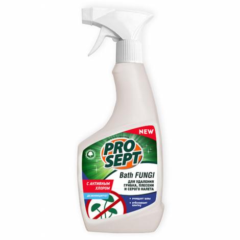 Средство для удаления плесени  с дезинфицирующим эффектом - Prosept Bath Fungi - 500мл