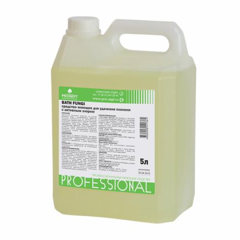 Средство для удаления плесени  с дезинфицирующим эффектом - Prosept Bath Fungi - 5л