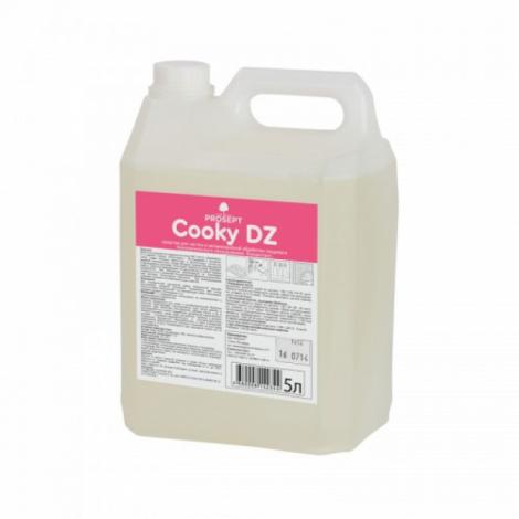 средство для чистки и дезинфекции пищевого технологического оборудования - Prosept Cooky  DZ 5л
