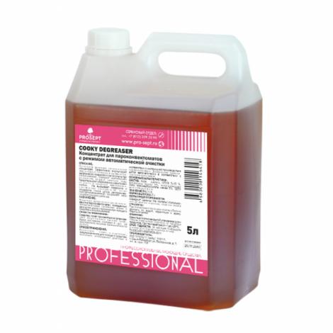 Моющее средство для пароконвектоматов с режимом автоматической очистки - Prosept Cooky Degreaser 5л