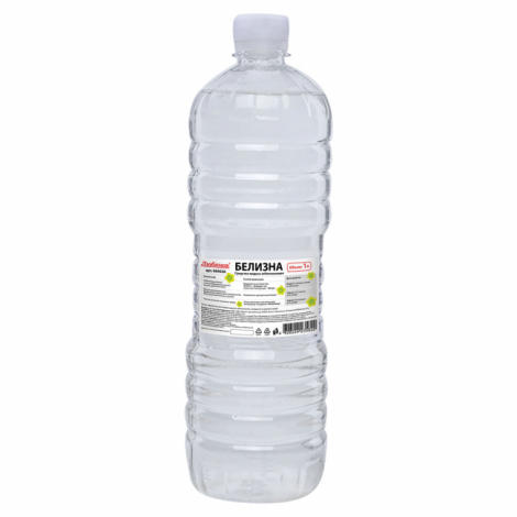 Средство для отбеливания, дезинфекции и уборки 1 л БЕЛИЗНА ЛЮБАША, жидкость