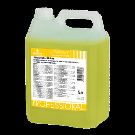Универсальное моющее и чистящее средство - Prosept Universal Spray 5л