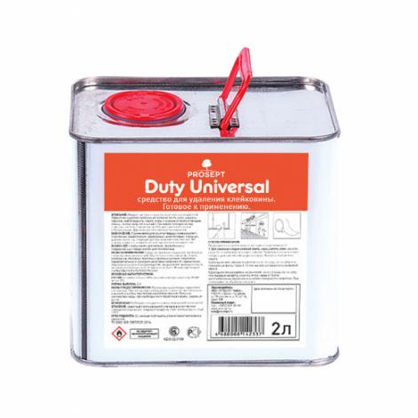 Средство для удаления  клея, наклеек, скотча - Prosept Duty Universal 2л