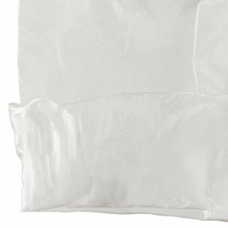 Перчатки виниловые белые, 50 пар (100 шт.), неопудренные, прочные, XL (очень большой), LAIMA
