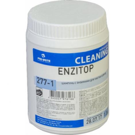 Шампунь с энзимами для чистки ковров. Специальный - Pro-Brite Enzitop 1кг