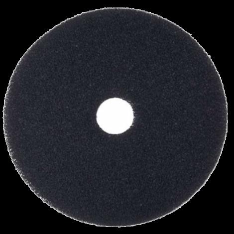 Размывочный круг (ПАД), 20 дюймов, черный - FIBRATESCO