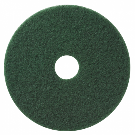 Размывочный круг (ПАД), 20 дюймов, зелёный - FIBRATESCO