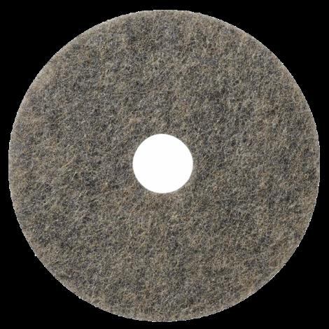 Размывочный круг (ПАД), 20 дюймов, натуральный ворс - FIBRATESCO
