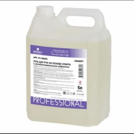 Антибактериальный гель для рук (Антисептик), спирт 60% - Prosept 5л