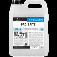 Глянцевое полимерное покрытие эконом-класса - Pro-Brite Pro-Brite 5л