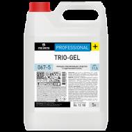 Моющее отбеливающее средство с содержанием хлора - Pro-Brite Trio-Gel 5л