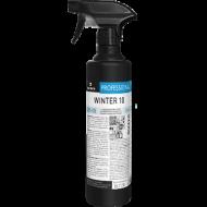 Средство для мойки стёкол при температурах не ниже -10°С - Pro-Brite Winter 10 500мл
