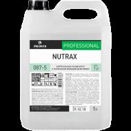 Низкопенный моющий концентрат для уборки твёрдых поверхностей - Pro-Brite Nutrax 5л