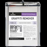 Жидкое средство для удаления граффити - Pro-Brite Graffiti Remover 3л