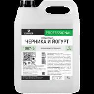 Черника и йогурт Жидкое мыло - Pro-Brite Cream Soap 5л