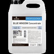Моющий концентрат для стёкол и зеркал - Pro-Brite Blue Window Concentrate 5л
