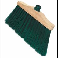 """Щетка для уборки, ширина 31 см, щетина 14 см, деревянная, еврорезьба - YORK """"Laura"""""""
