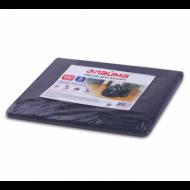 Мешки для мусора 160 л, черные, в пачке 5 шт., ПВД, 50 мкм, 90х120 см (±5%), особо прочные - ЛАЙМА