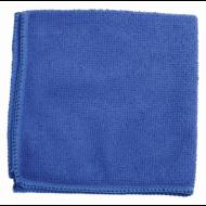 Салфетка универсальная, микрофибра, 30х30 см, синяя - ЛЮБАША ЭКОНОМ