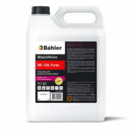 Средство для бесконтактной мойки (розовая пена/ смягчающие добавки) - BAHLER WaschAktive PNK-106 Farbe 5л
