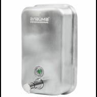 Диспенсер для жидкого мыла ЛАЙМА PROFESSIONAL, 1 л, нержавеющая сталь, матовый