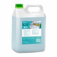 Моющее средство для стекол, зеркал и кафельной плитки. Концентрат - GRASS А3+ 5л