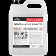 Средство для обработки поверхностей против скольжения при температуре воздуха не ниже -10°С - Pro-Brite Medera Anti-Slip Winter 1л