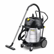 Профессиональный пылесос влажной и сухой уборки - Karcher NT 75/2 Tact² Me