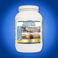Чистящее средство для обивки и тканей из хлопка - Chemspec Powdered Cotton Upholstery Cleaner 2,7 кг