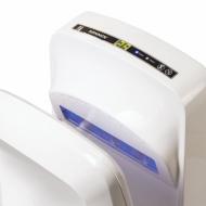 Сушилка для рук SONNEN K2, 1900 Вт, погружного типа, время сушки 10 секунд, пластик, белая