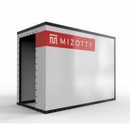 Дезинфекционный туннель - MIZOTTY ТД ЭКО