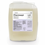 Антисептик кожный дезинфицирующий спиртосодержащий (76%) 5 л ФАРМСЕПТ, готовый раствор